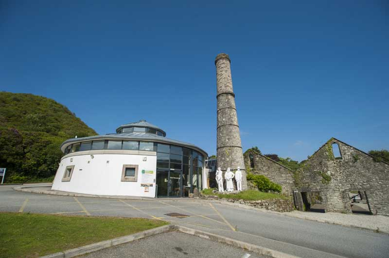 Wheal Martyn china clay